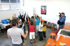 Oficina vídeo para crianças 2004
