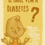 De onde vem a diabetes?