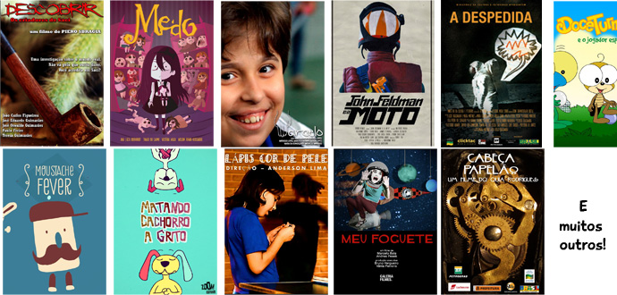 Conheça os curtas metragens selecionados para a Mostra 2014