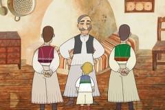 Contos Húngaros – Martin e a Princesa Amaldiçoada