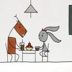 A Coelha e o Veado