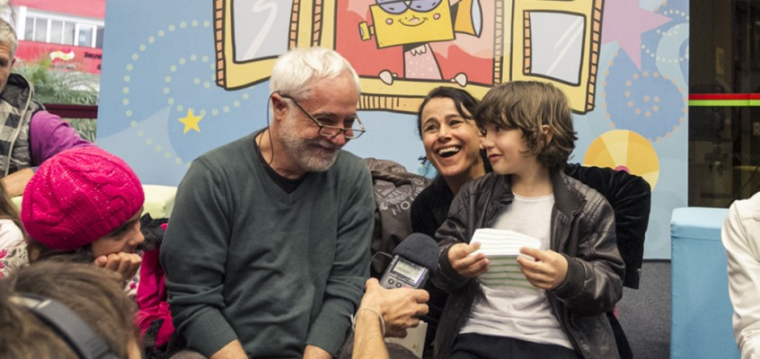 Roda de conversa sobre relação da criança com a cidade marca encerramento da Mostra