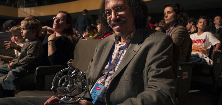 Vídeo: Prêmio Amigo do Cinema Infantil homenageia realizadores do audiovisual feito para crianças