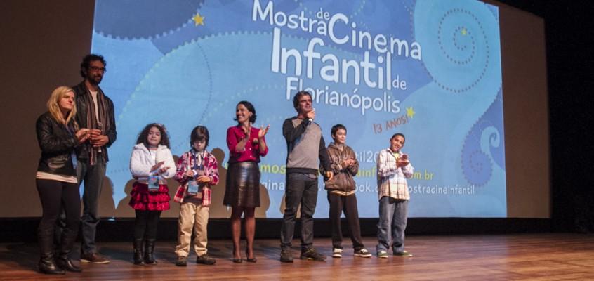 """Taí ó"", filmado na Costa da Lagoa, fez sua estreia na Mostra 2014"