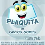 Plaquita – Carlos Gomes