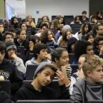 Estudantes comentam filmes na Sessão Fiesc 2016