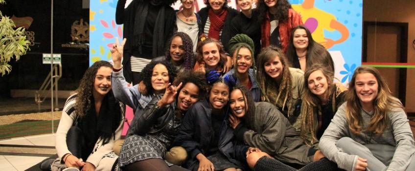 Mc Soffia e a rima das meninas na 15ª edição