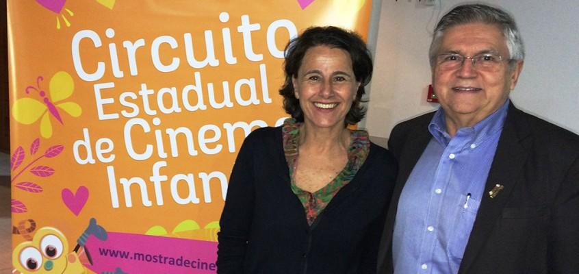 Circuito Estadual de Cinema Infantil democratiza o acesso a curtas-metragens nacionais