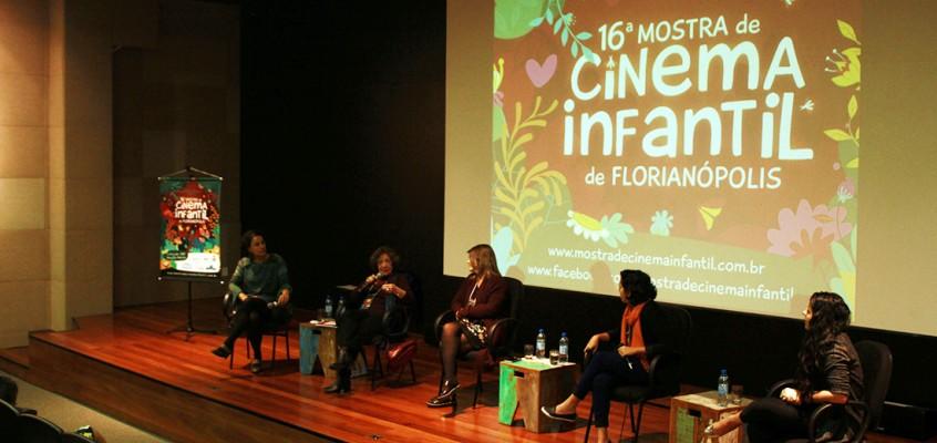 Encontro Nacional do Cinema reúne realizadoras do audiovisual para a infância no Brasil