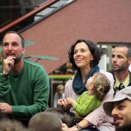 Luís Gustavo Larizzatti e Luciana Marcasso