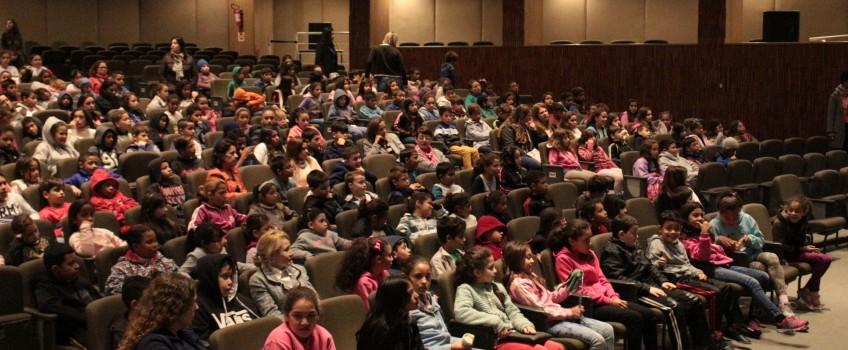 Sessões Escola levam cerca de 7.200 ao cinema