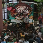 Circo, teatro e música no Palquinho de encerramento do festival