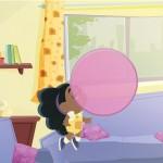 Chiclete balão