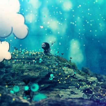 Nimbus, o caçador de nuvens