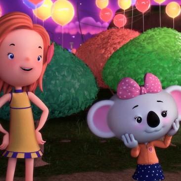 Mundo Ripilica, as Aventuras de Lilica, a coala - Ep O Mistério dos Balões