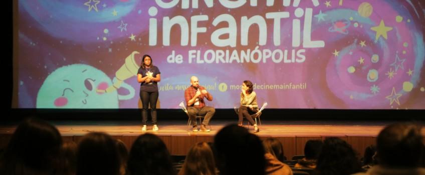 """""""Sobre Rodas"""" e bate-papo com o diretor Mauro D'Addio encerram o primeiro dia"""