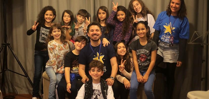 Sessão de curtas internacionais terá dublagem ao vivo feita por crianças