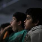 Pré-adolescentes participam da Sessão Jovem FIESC