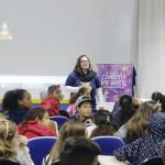 Mostra Itinerante é realizada em escolas, espaços culturais e organizações sociais