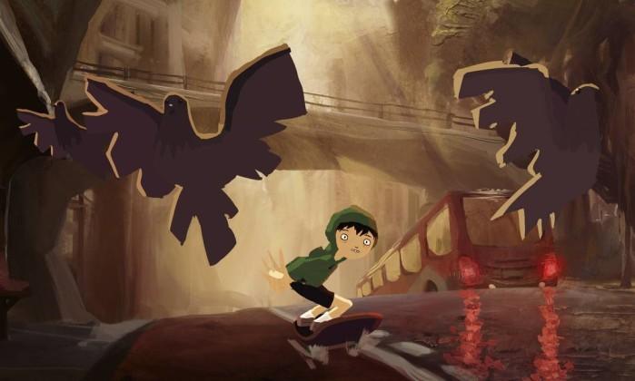 Diretores debatem mercado de animação