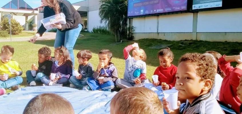 Mostra de Cinema Infantil faz exibição especial para as escolas
