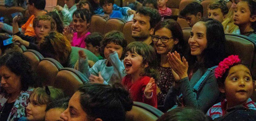 Em duas etapas de festival, 17ª Mostra de Cinema Infantil recebe 20 mil pessoas