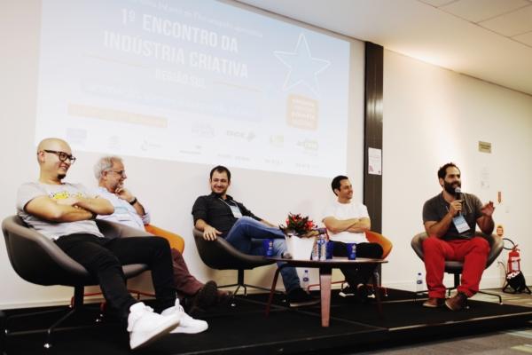 Animadores e produtores debatem oportunidades da Indústria Criativa