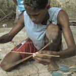 Como fazer uma pipa na favela