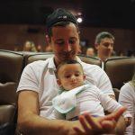 Sessão Inspira: lugar de bebê também é no cinema