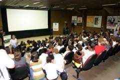OFICINA DE CAPACITAÇÃO DE PROFESSORES PARA A LINGUAGEM AUDIOVISUAL 2004