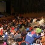 Show do grupo Palavra Cantada encerra a 3ª Mostra de Cinema Infantil de Florianópolis