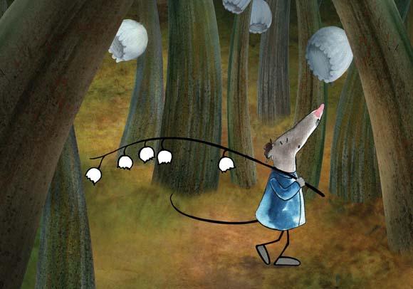 Mostra Anima Mundi: O rato linguarudo / The mouse with a mouth