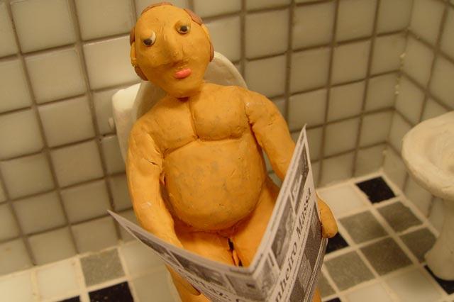 Banheiro massa
