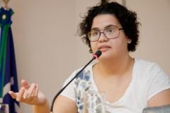 Ana Paula Dourado Santana - Secretária do Audiovisual MinC