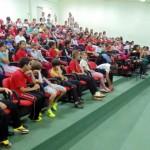 Inscrições abertas para municípios catarinenses participarem do Circuito Estadual de Cinema Infantil