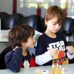 Oficina de cinema para crianças e adultos
