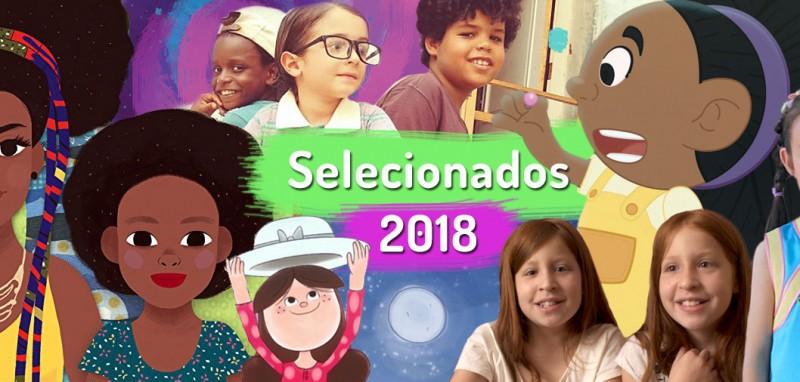 filmes infantis selecionados mostra 2018