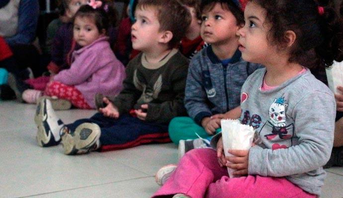 mostra de cinema infantil nos nos bairros