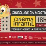 Mostra realiza Cineclube todos os sábados no CIC