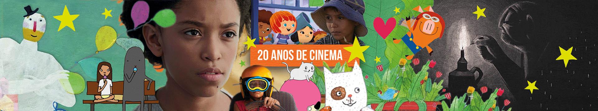 20 anos de cinema