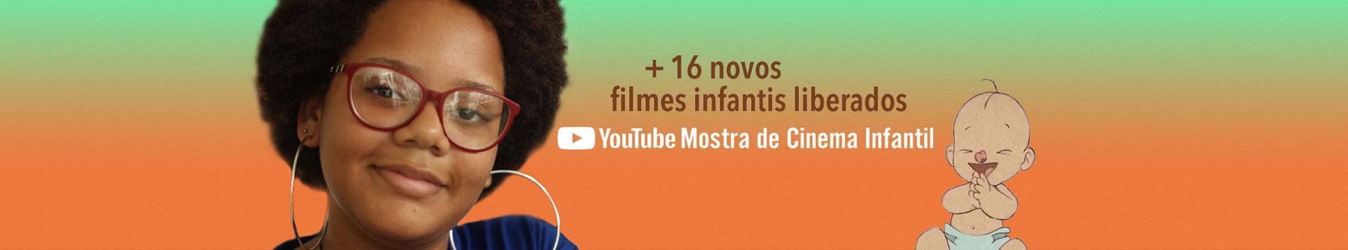 + 16 filmes em nosso canal no youtube.